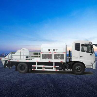 车载混凝土输送泵