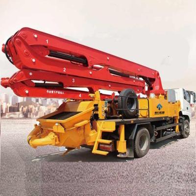33米小型泵车